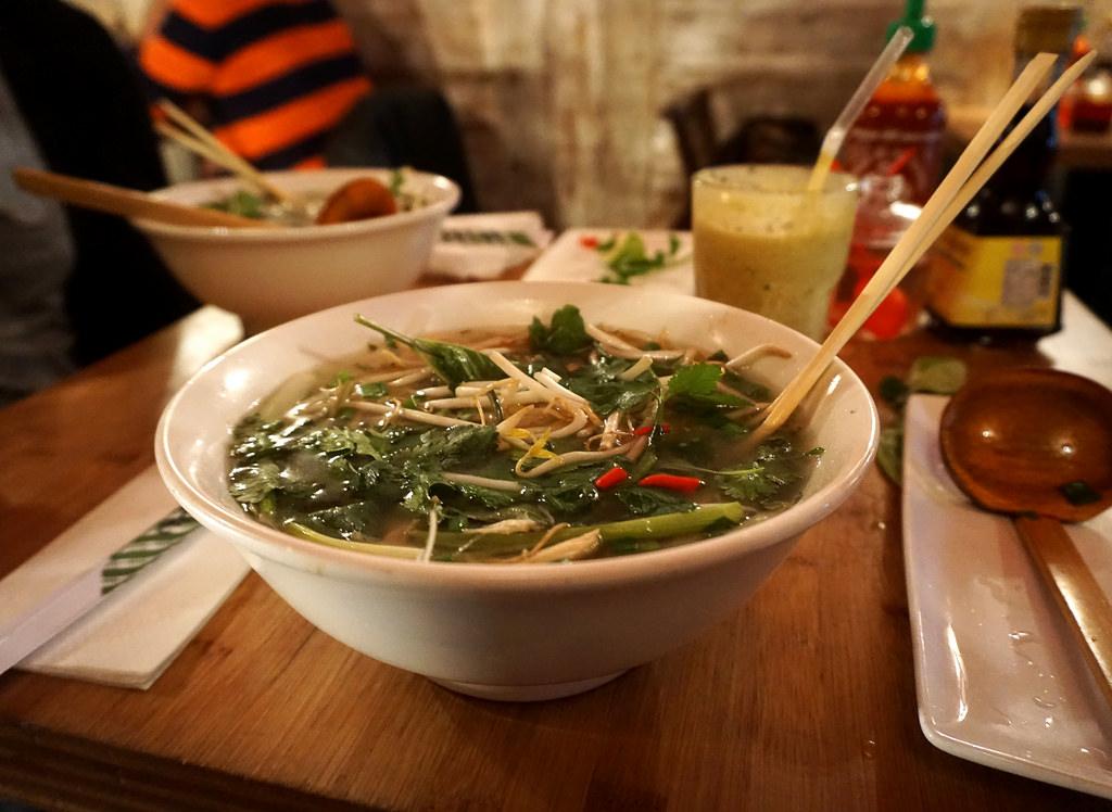 Pho | Eating Gluten Free in London - Kimi Eats Gluten Free