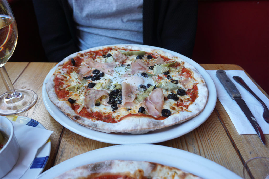 Stingray The Best Gluten Free Pizza In North London